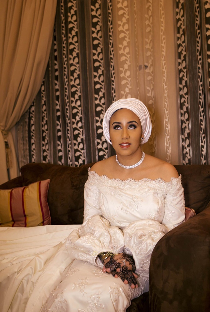 Minister Amina Mohammed Gives Away Daughter Samira Ibrahim to Aminu Bakar in Marriage_Abuja Wedding_BellaNaija 2016_11