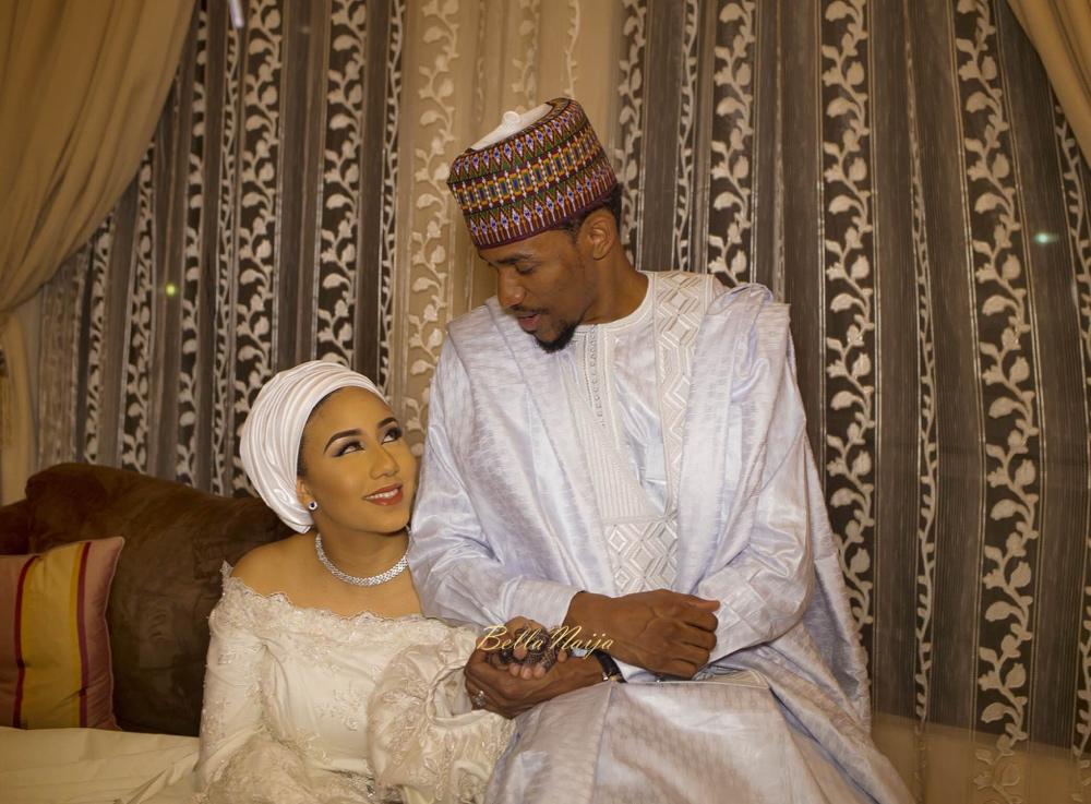 Minister Amina Mohammed Gives Away Daughter Samira Ibrahim to Aminu Bakar in Marriage_Abuja Wedding_BellaNaija 2016_12