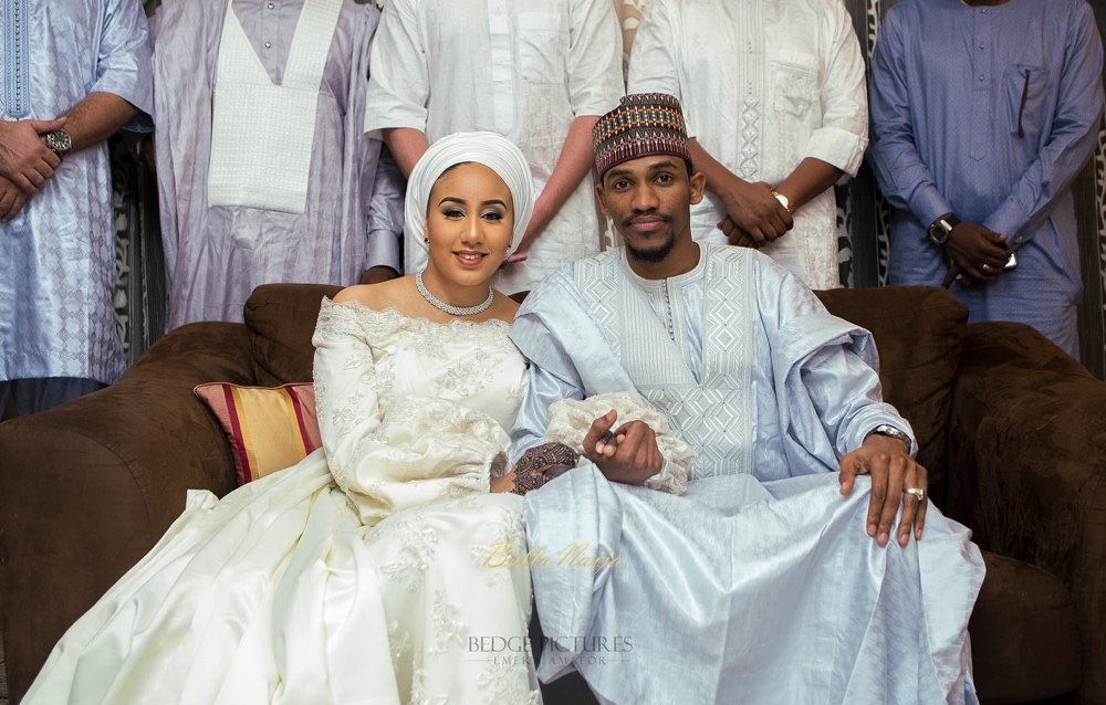 Minister Amina Mohammed Gives Away Daughter Samira Ibrahim to Aminu Bakar in Marriage_Abuja Wedding_BellaNaija 2016_13