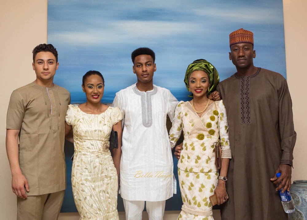 Minister Amina Mohammed Gives Away Daughter Samira Ibrahim to Aminu Bakar in Marriage_Abuja Wedding_BellaNaija 2016_14