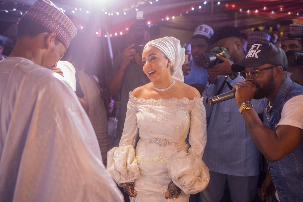 Minister Amina Mohammed Gives Away Daughter Samira Ibrahim to Aminu Bakar in Marriage_Abuja Wedding_BellaNaija 2016_16