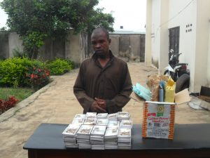 Mohammed-Adamu-Fake Money