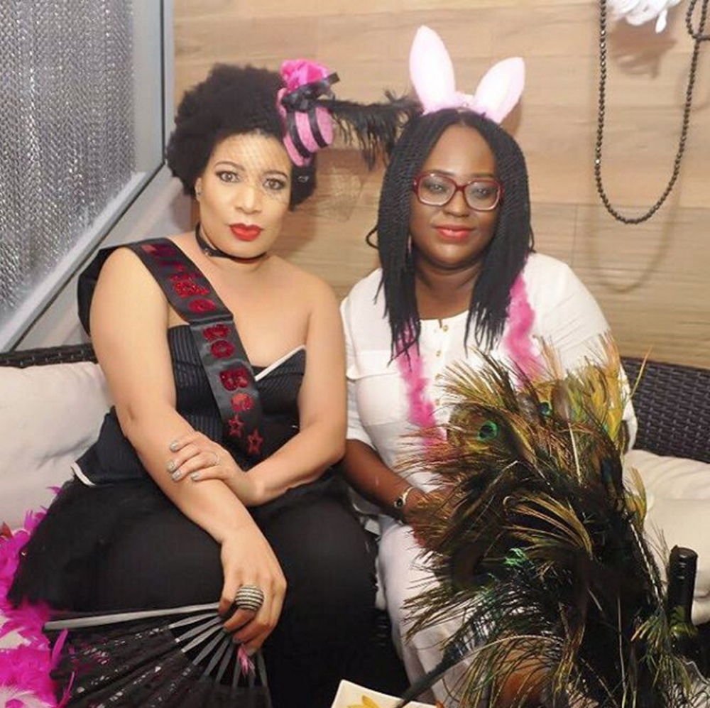 Monalisa Chinda Bridal Shower in Lagos_August 2016_11