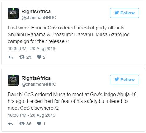 Musa Azare Arrest2