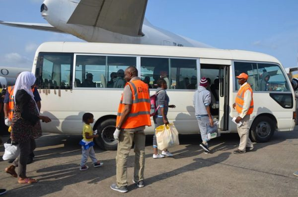 NEMA Receives 241 Nigerian Returnees from Libya2