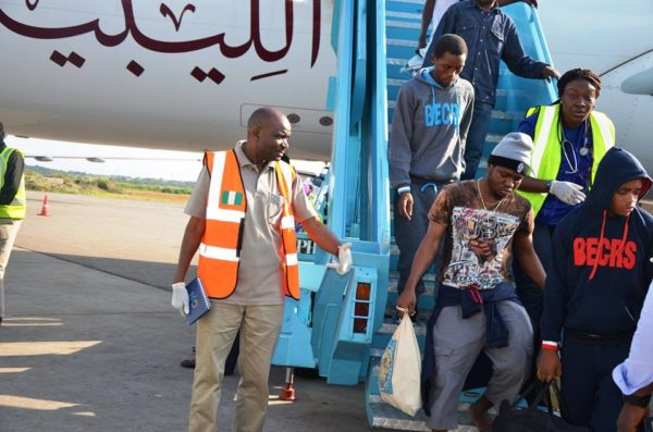 NEMA Receives 241 Nigerian Returnees from Libya4