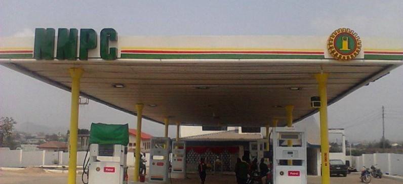 NNPC petrol MEGA STATION