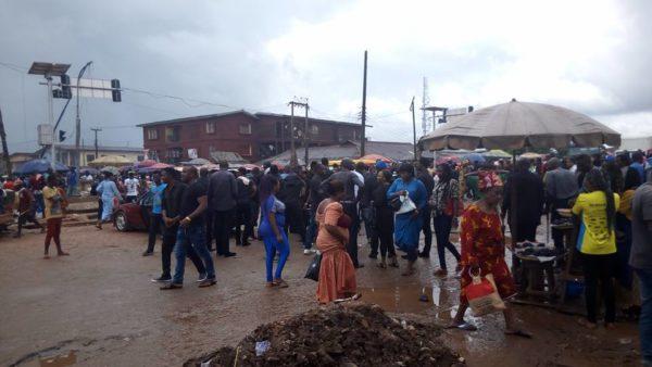 NULGE Protest in Edo2