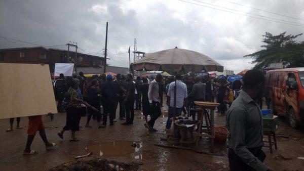 NULGE Protest in Edo3