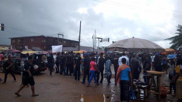 NULGE Protest in Edo4