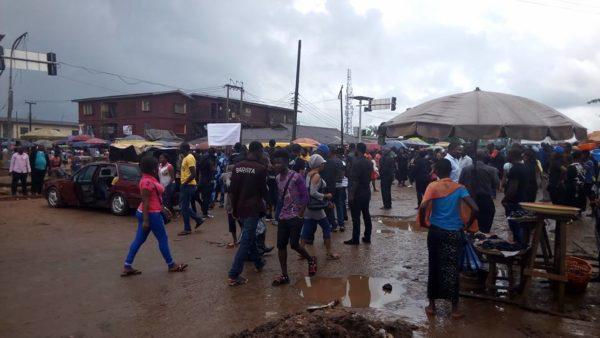NULGE Protest in Edo5