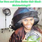 Naija Hair Can Grow Dabs BellaNaija aloe vera shea butter