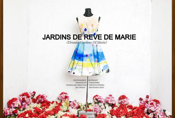 O'Saunders - Jardins De Reve De Marie - BellaNaijaStyle - 01