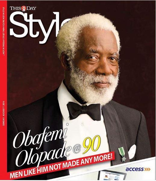 Obafemi Olopade