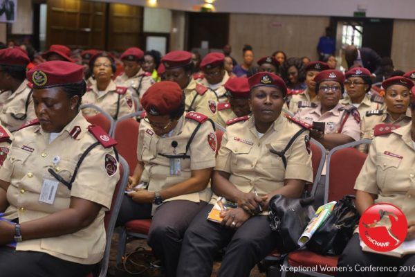 Officers of FRSC @ The XWomen's Conference