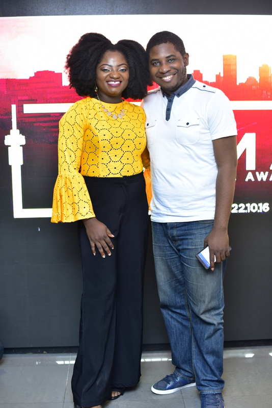 Olorisupergal and Tosin Adeda