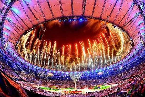 <> at Future Arena on August 20, 2016 in Rio de Janeiro, Brazil.