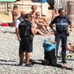 Police Enforce Burkini Ban