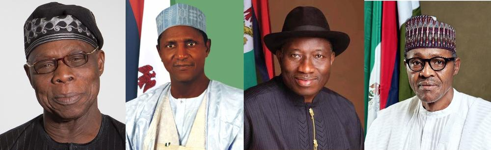 Presidential Portraits Nigeria BellaNaija
