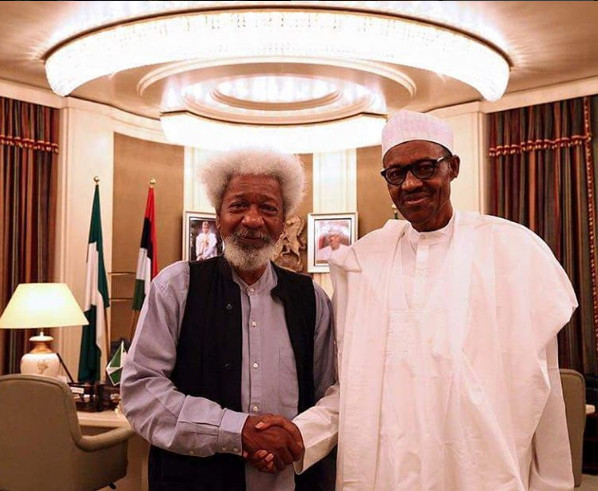 """All lives are equal, but a cow's is more equal than others"" - Wole Soyinka on Herdsmen Killings - BellaNaija"