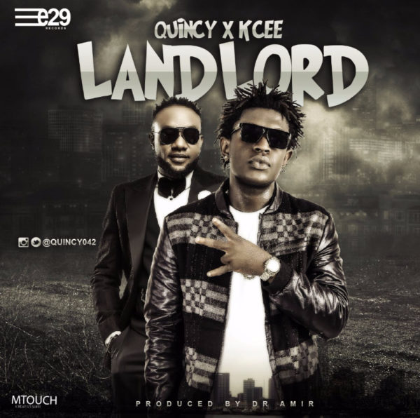 Quincy - Landlord ft. Kcee [ART]