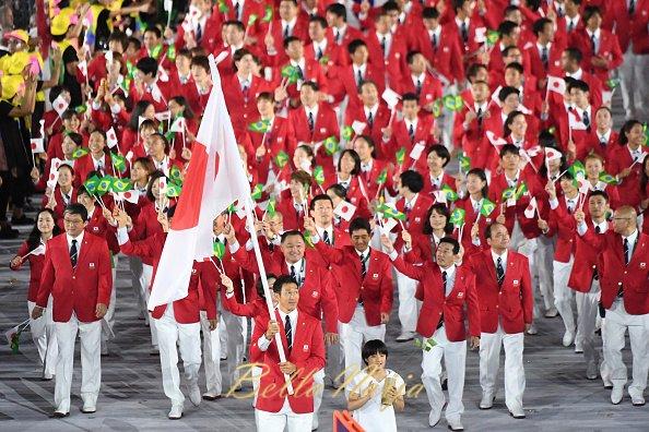 Rio Olympics Opening Ceremony24