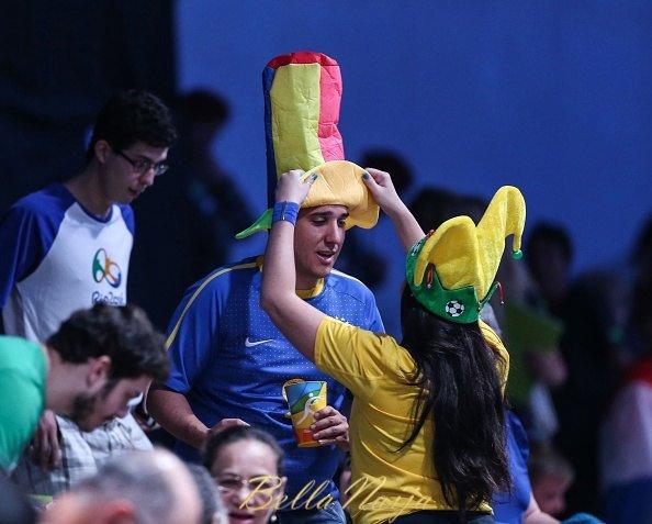 Rio Olympics Opening Ceremony42