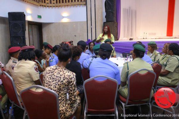 Rita Ezenwa-Okoro facilitating a Breakout Session (2)