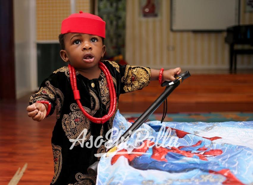 Ronke Adeboye's Prince
