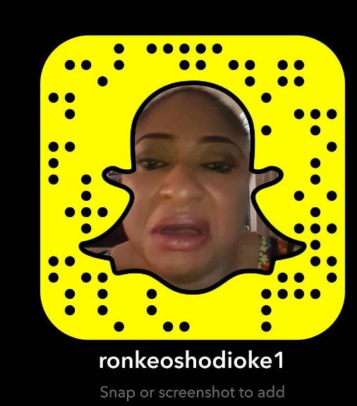 Ronke Oshodi