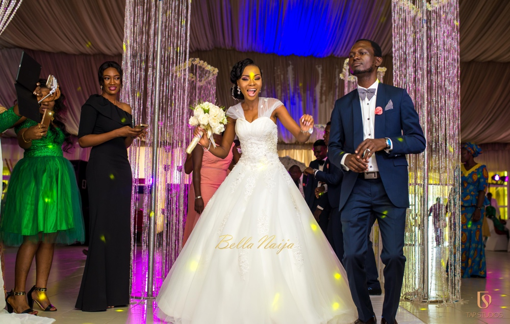 The drama queen designer amp her king wed rukevwe and imokhai tess