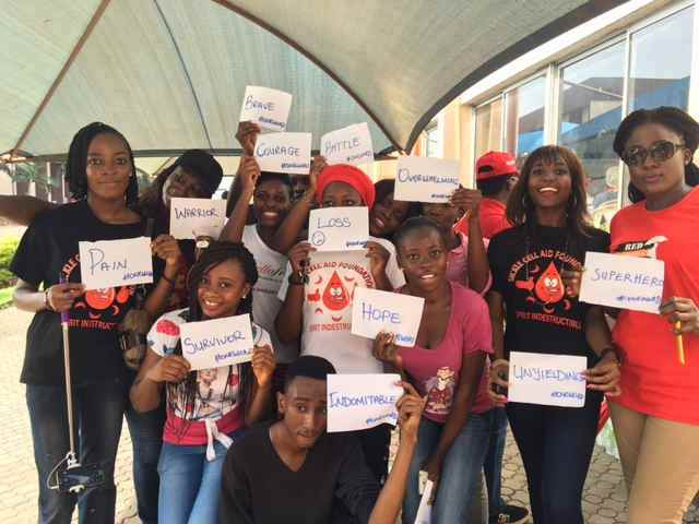 SCAF Lagos One Word Campaign