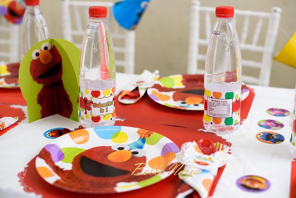 Sebastian's First Elmo play date party tireni bellanaijaTireni-1082016_