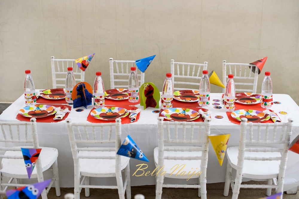 Sebastian's First Elmo play date party tireni bellanaijaTireni-782016_