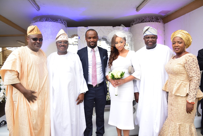 Seyi Tinubu and Layal Holm Registry Wedding_2