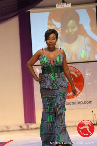 Showcasing Asyian Fashion