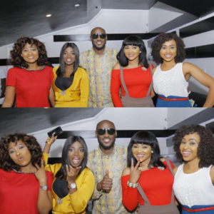 Single Ladies TV Show_2baba_Mercy Aigbe Gentry_Annie Idibia_Desmond Elliot_Mary Remmy Njoku_Padita Agu_August 2016_1