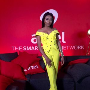 Stephanie Coker the voice nigeria 1