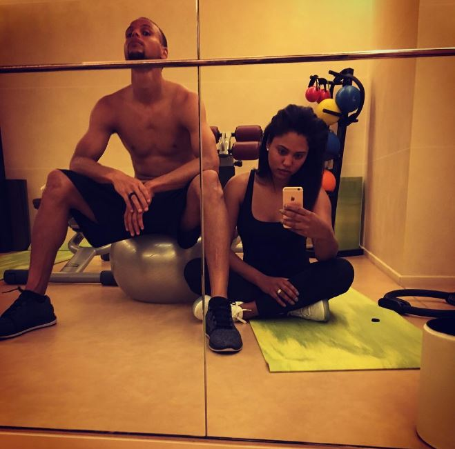 stephen and ayesha curry celebrate 5 blissful years of