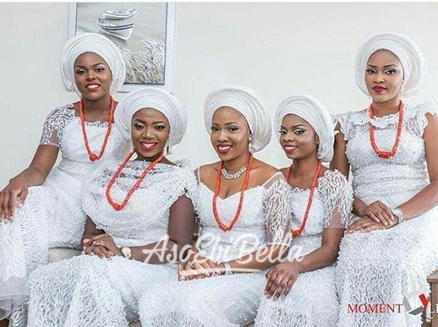 Stunning bridesmaids @nbelloo @tanpeay @ocakess Susan & @omoboaa