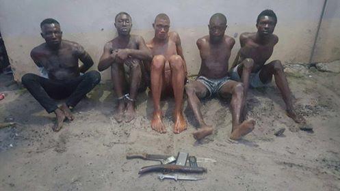 Suspected Criminals