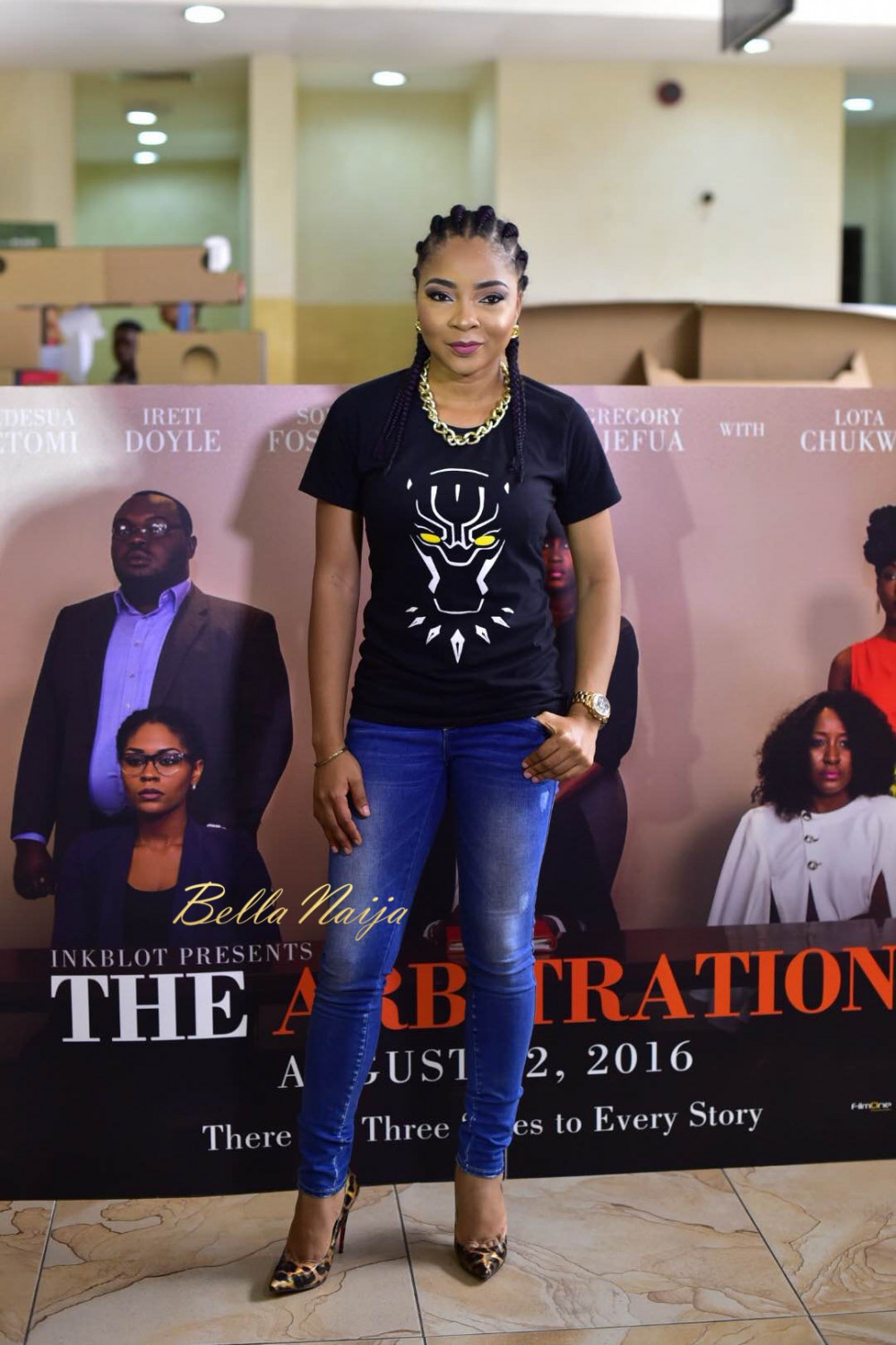 The Arbitration Screening BellaNaija 201605
