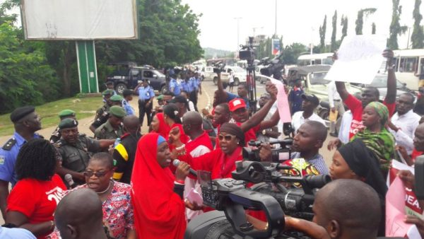 The BBOG Protesters