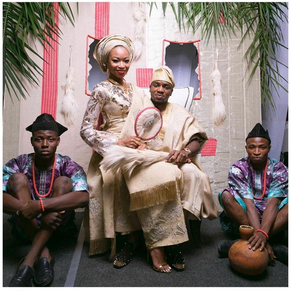 Titi Osomo and Jimi Adesanya Traditional Wedding_August 2016_08