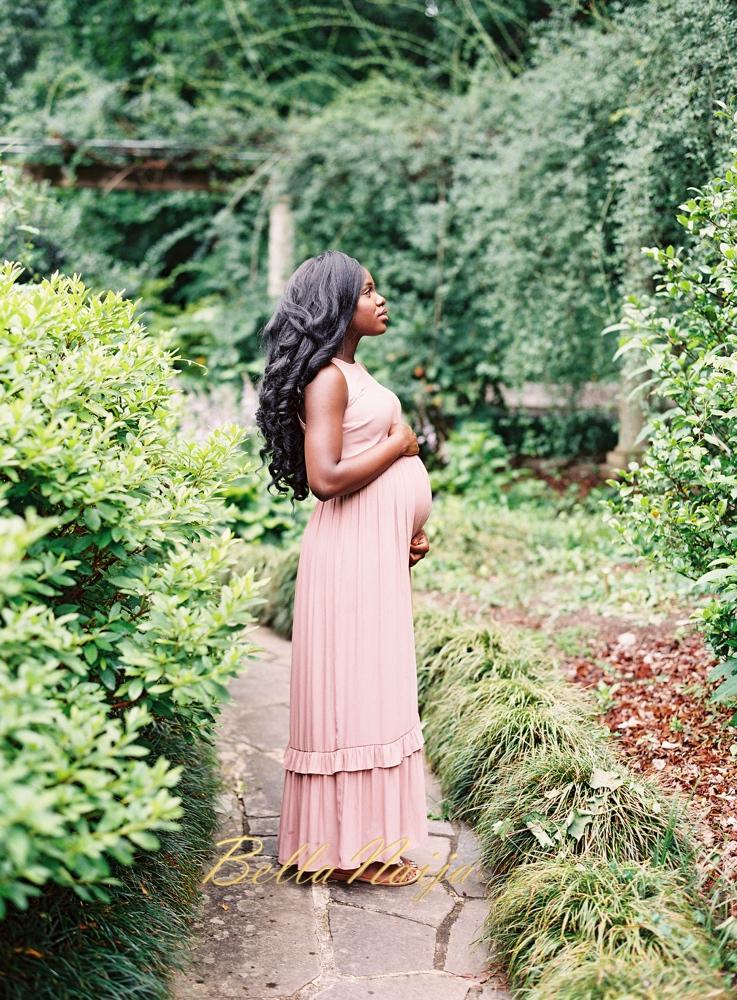 Titilola Gbenjo maternity baby shower bellanaijaMaternityTitilola-1272016_