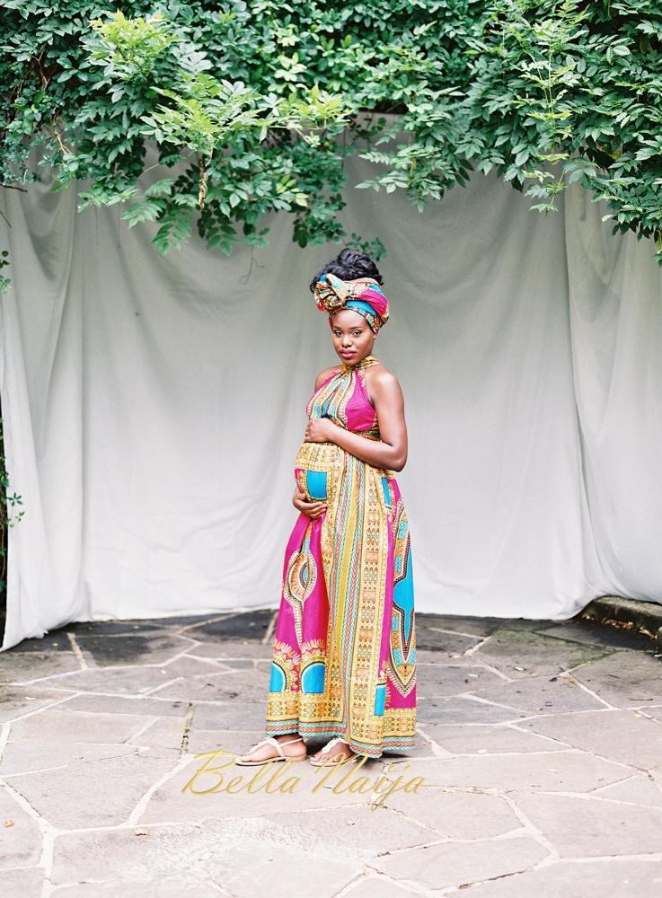 Titilola Gbenjo maternity baby shower bellanaijaMaternityTitilola-2472016_