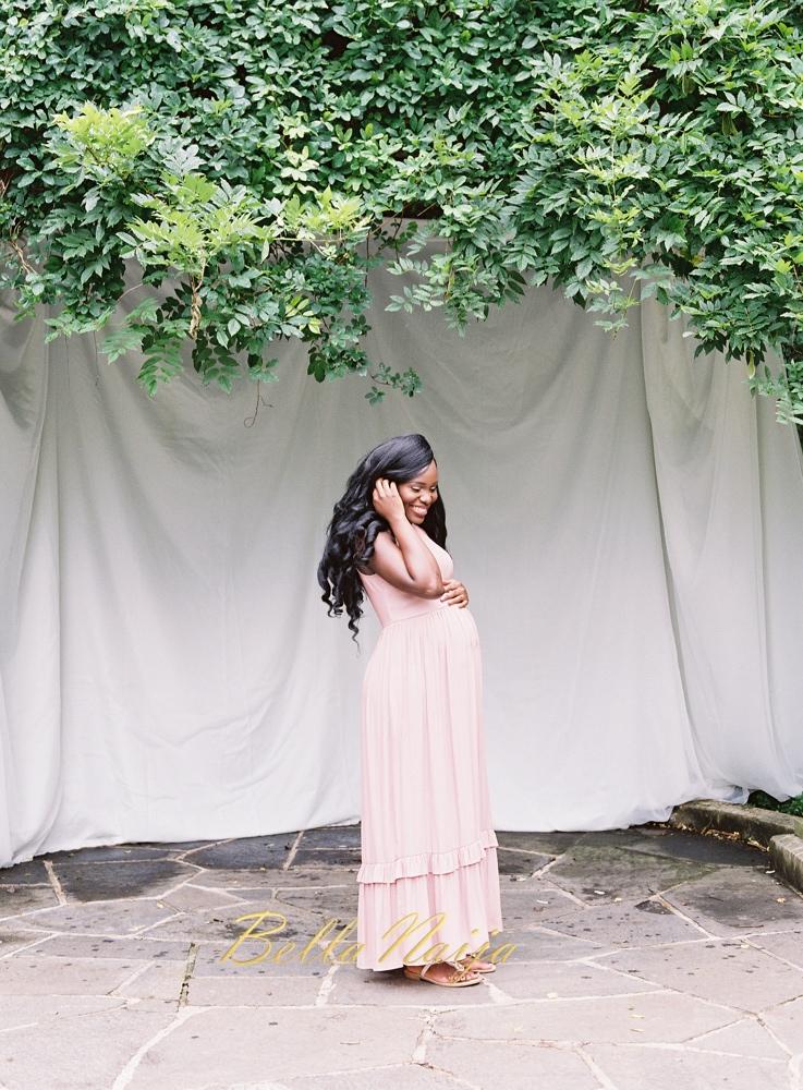 Titilola Gbenjo maternity baby shower bellanaijaMaternityTitilola-272016_