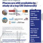 UK ONCAMPUS Advert - Larry Jasevicius Nigeria Visit