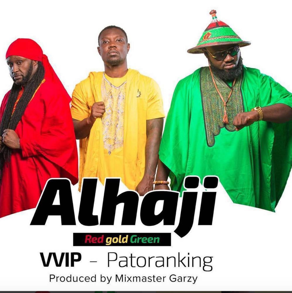 VVIP and Patoranking_Alhaji
