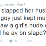 Woman Slaps Husband at LUTH3